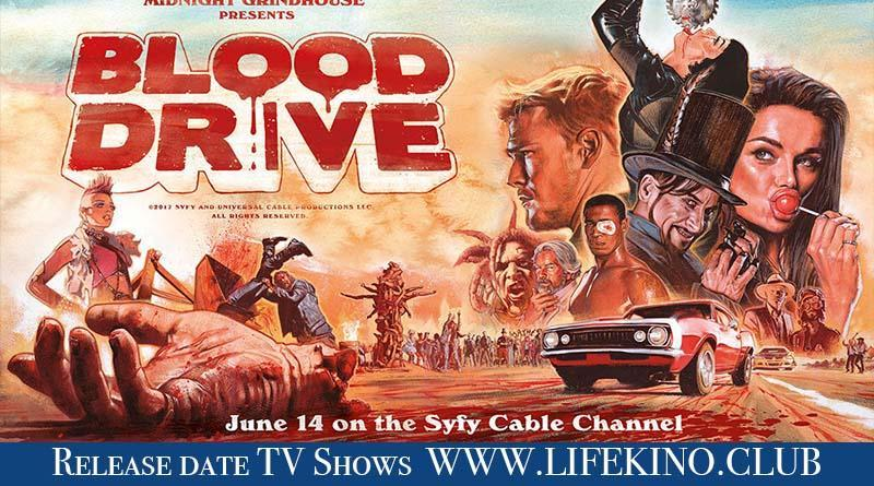 Blood Drive season 2