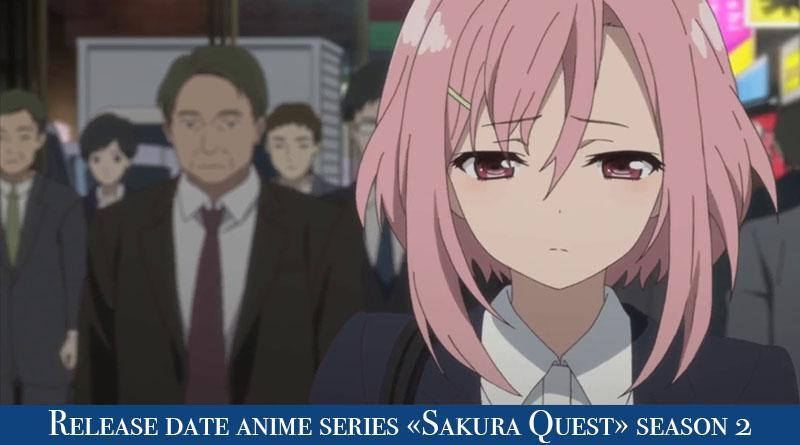 Sakura Quest season 2