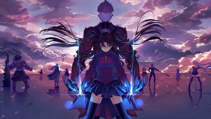 Fate/Stay Night season 3 or Fate/stay night Movie: Heaven's Feel III. Spring Song