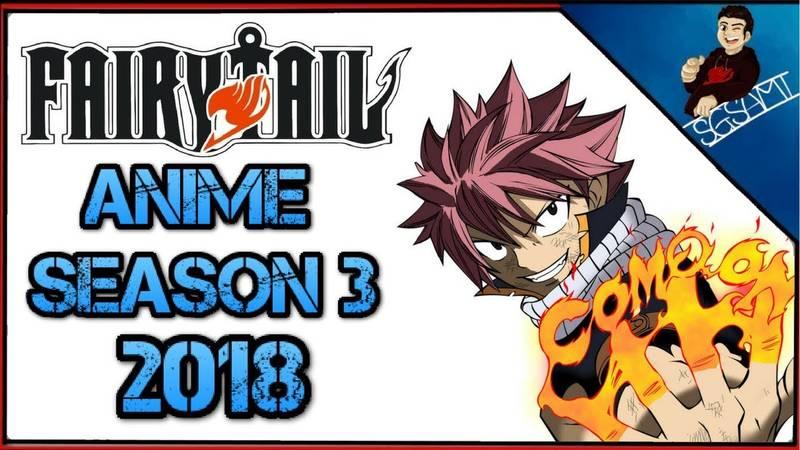 Fairy Tail season 3