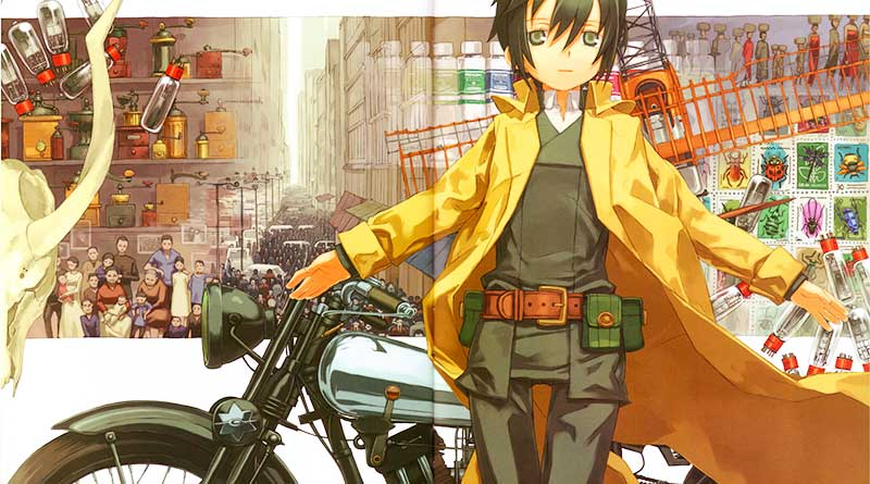 Kino no Tabi: The Beautiful World season 2