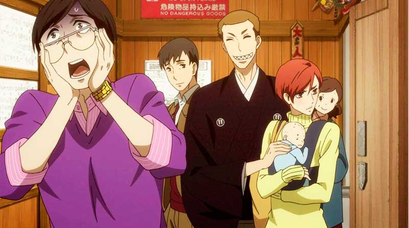 Shouwa Genroku Rakugo Shinjuu season 3