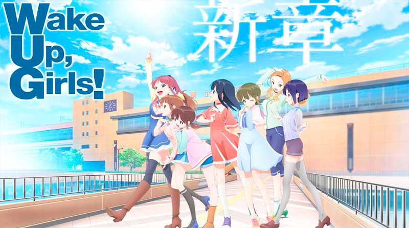 Wake Up, Girls! Shin Shou season 2