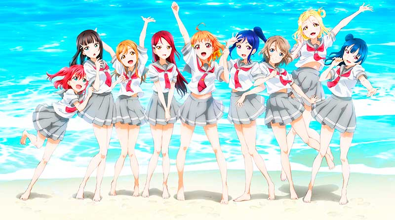 Love Live! Sunshine!! Season 3