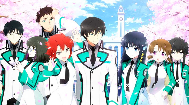Mahouka Koukou no Rettousei Season 2 (The Irregular at Magic High School)