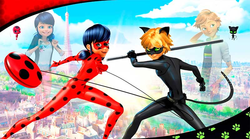Miraculous: Tales of Ladybug & Cat Noir/ Lady bug and Super Cat season 3