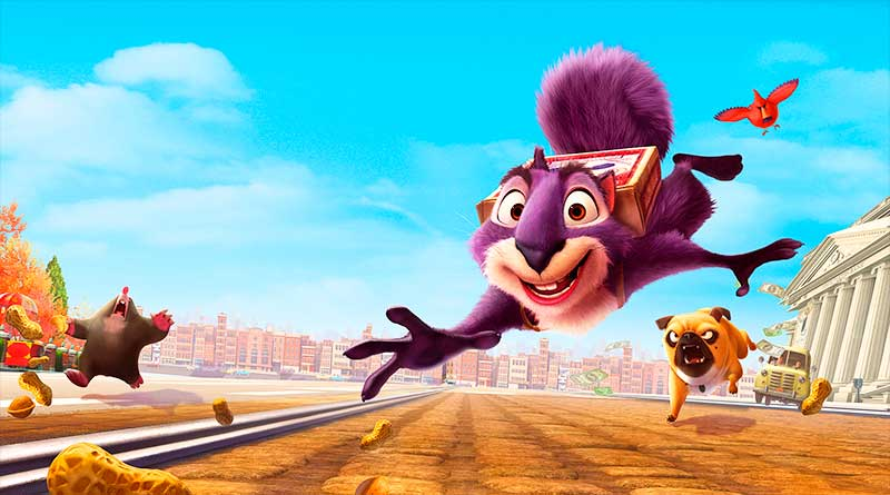 The Nut Job 3 release date