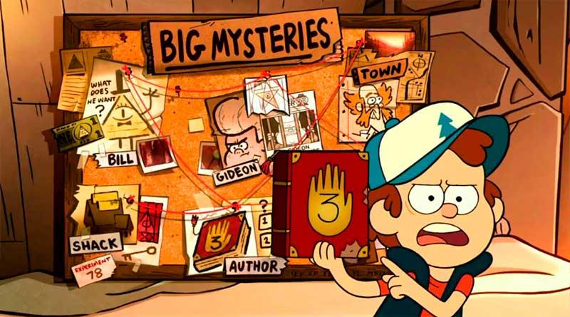 Gravity Falls season 3