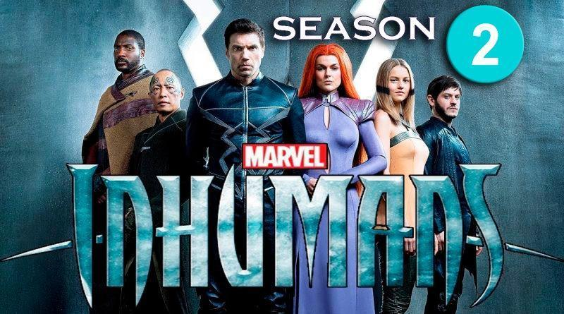 Inhumans season 2