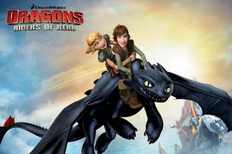 Dragons: Riders of Berk Season 6