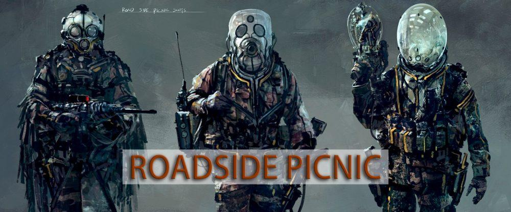 Roadside picnic series