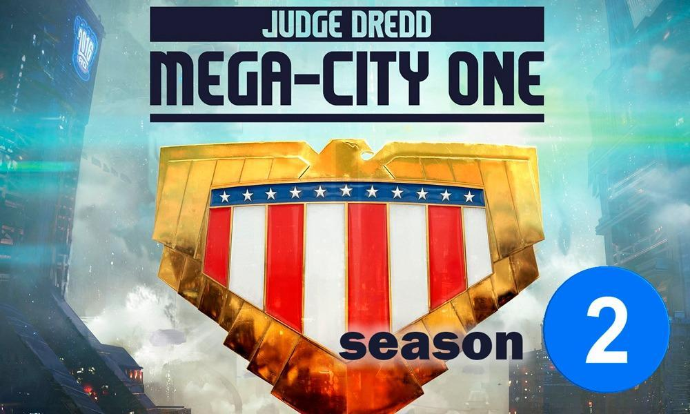 Judge Dredd season 2