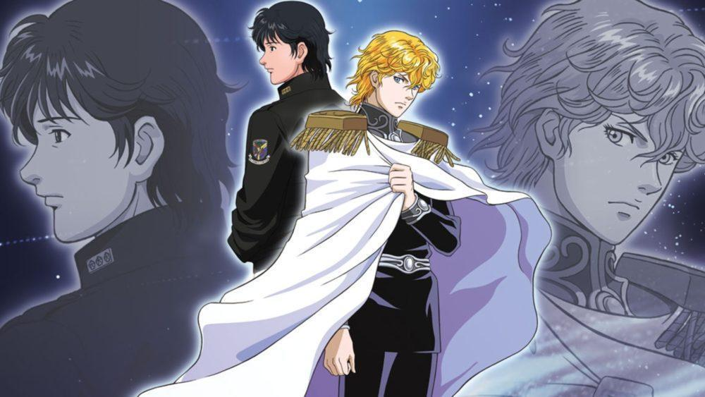 Ginga Eiyuu Densetsu / Legend of the Galactic Heroes season 2