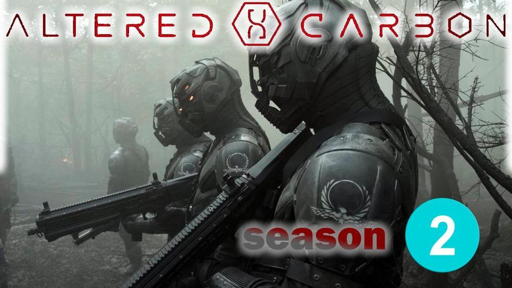 Altered Carbon season 2 release
