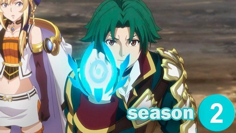 Grancrest senki / Record of Grancrest War season 2