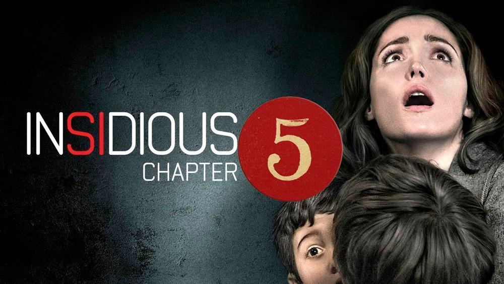 Insidious 5 release date