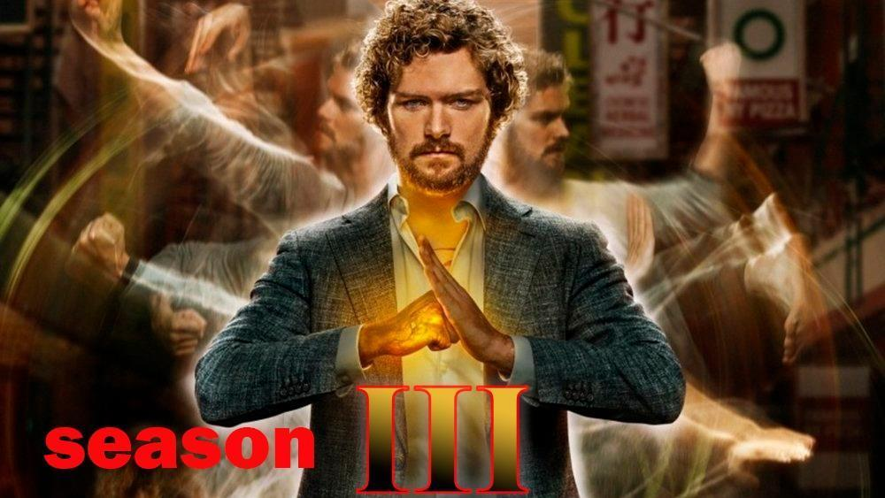 Iron Fist Season 3 release date