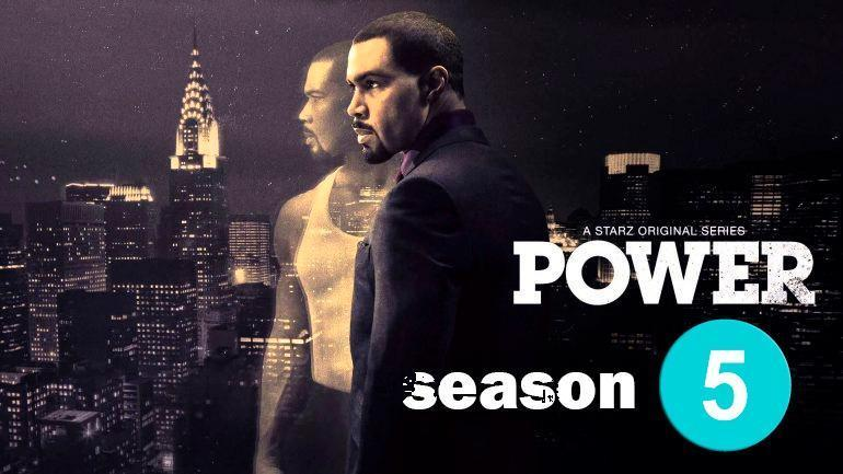 Power season 5 release date