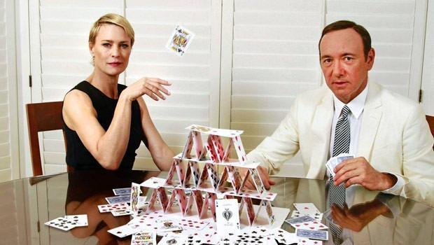 How to build a house of cards