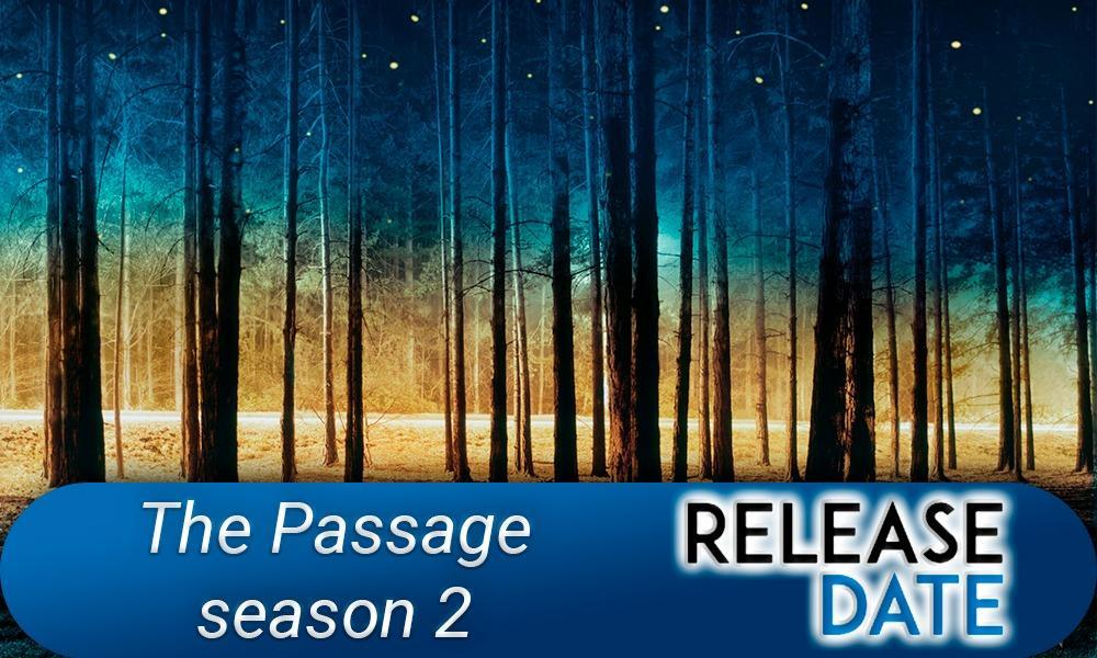 The Passage season 2