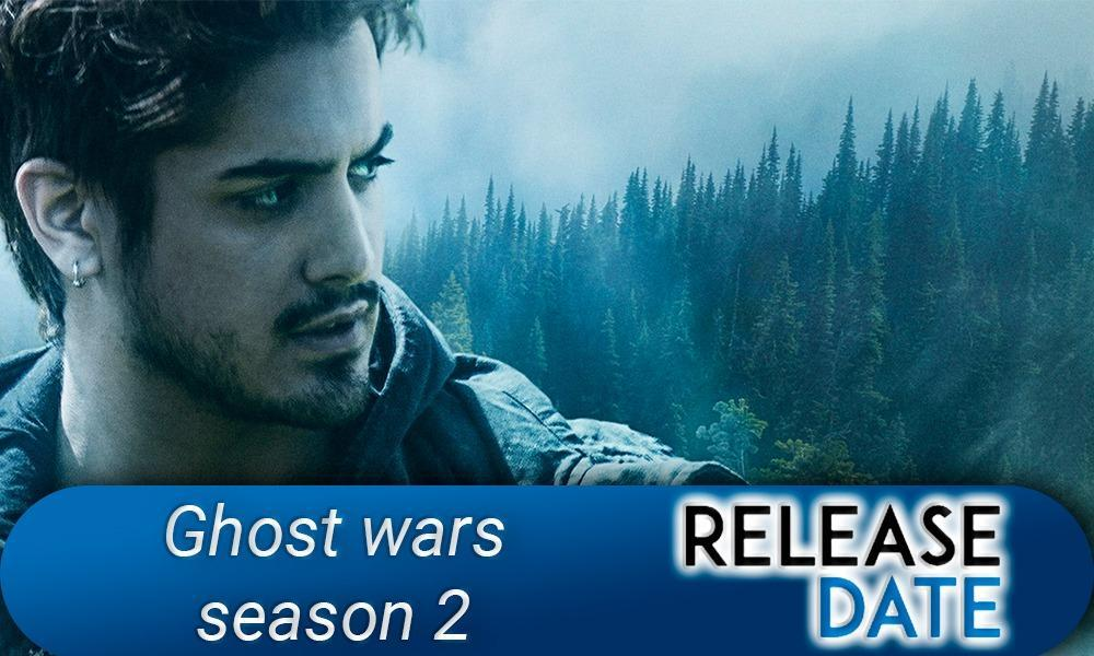 Ghost Wars season 2