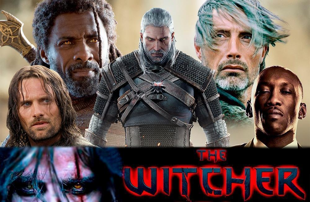 The Witcher series season 1