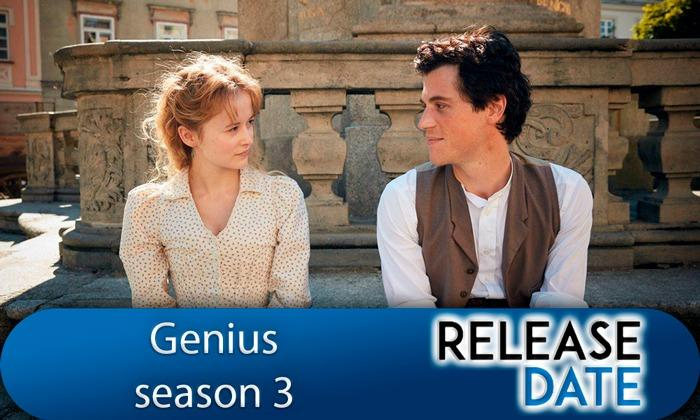 Release date of the TV series
