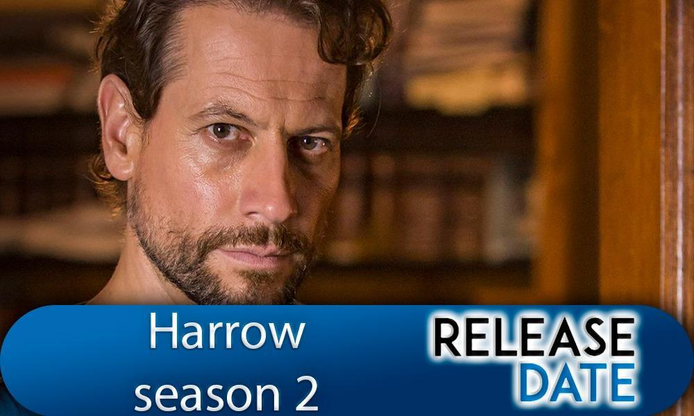 Harrow Season 2