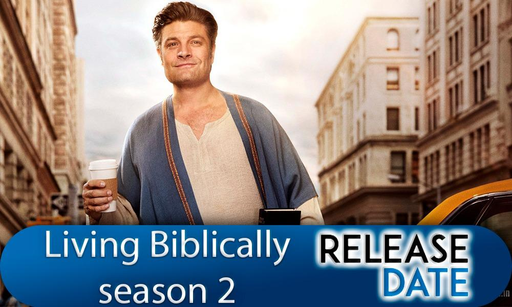 Living Biblically Season 2