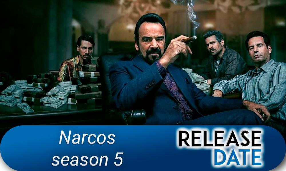 Narcos Season 5 or Narcos: Mexico 2