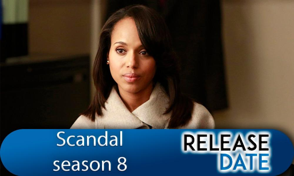 Scandal season 8