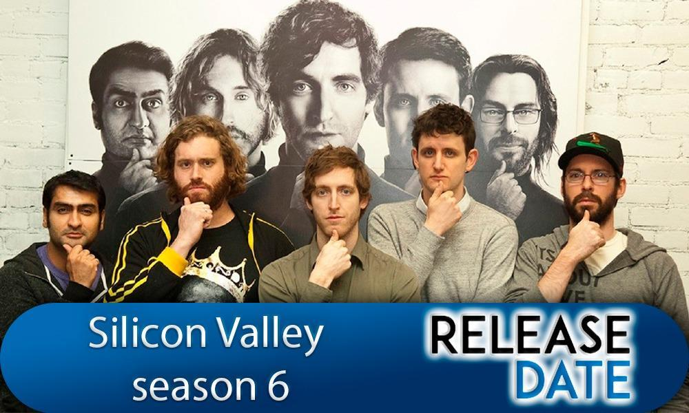 Silicon Valley season 6