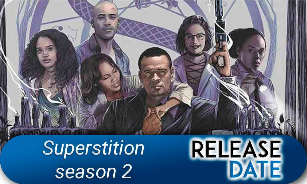 Superstition season 2