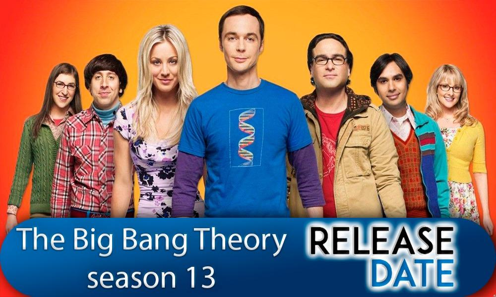 The Big Bang Theory Season 13