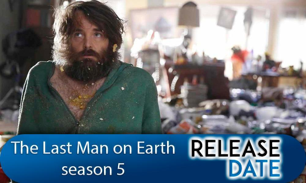 The Last Man on Earth 5 Season
