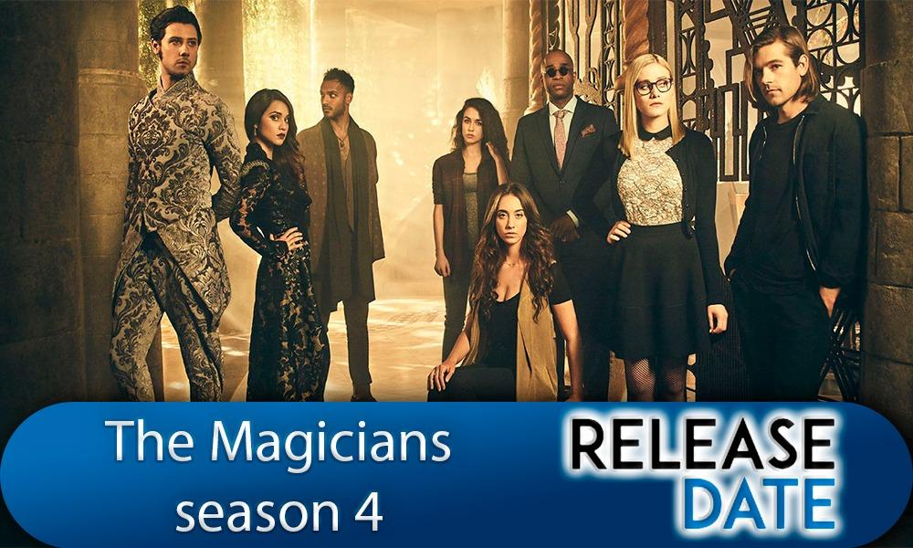 The Magicians Season 4