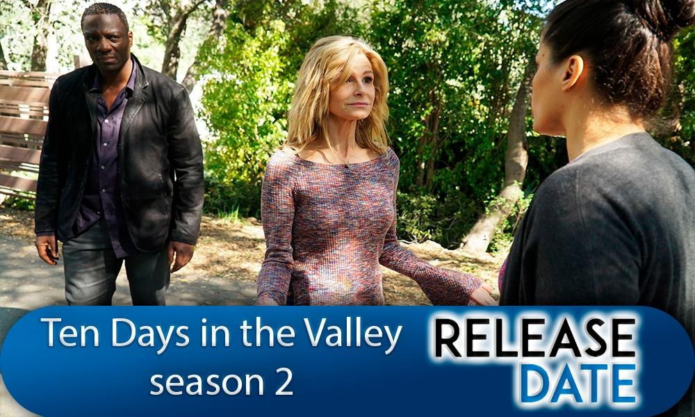 Ten Days in the Valley Season 2