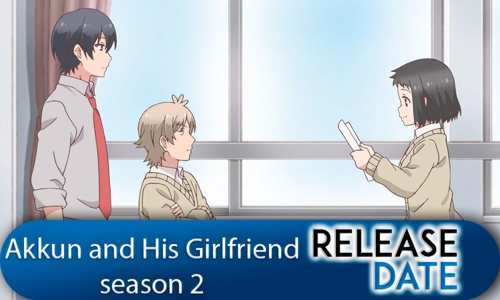 Akkun to Kanojo / Akkun and His Girlfriend Season 2