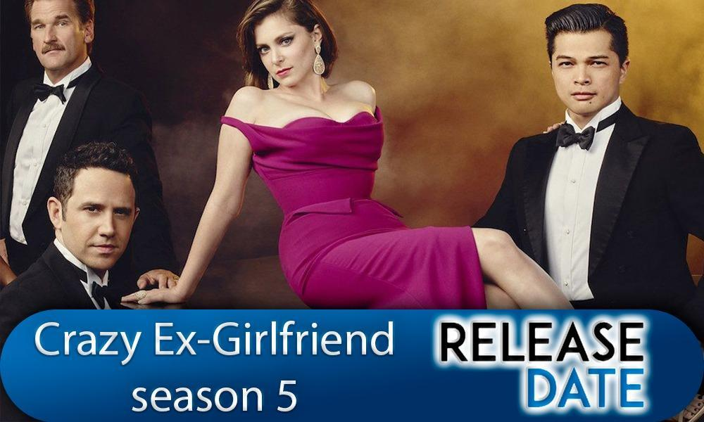 Crazy Ex-Girlfriend season 5