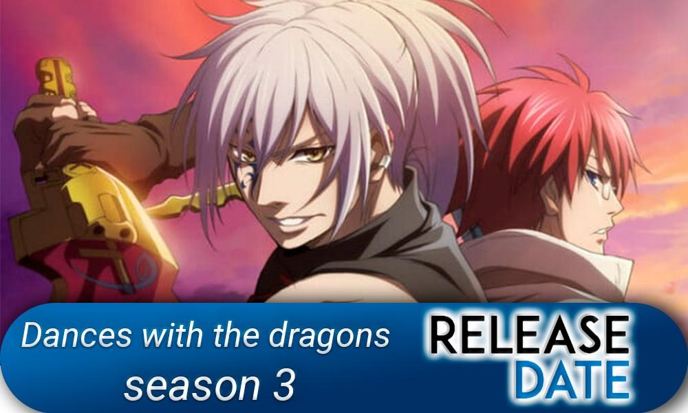 Saredo Tsumibito wa Ryuu to Odoru / Dances with the Dragons Season 3
