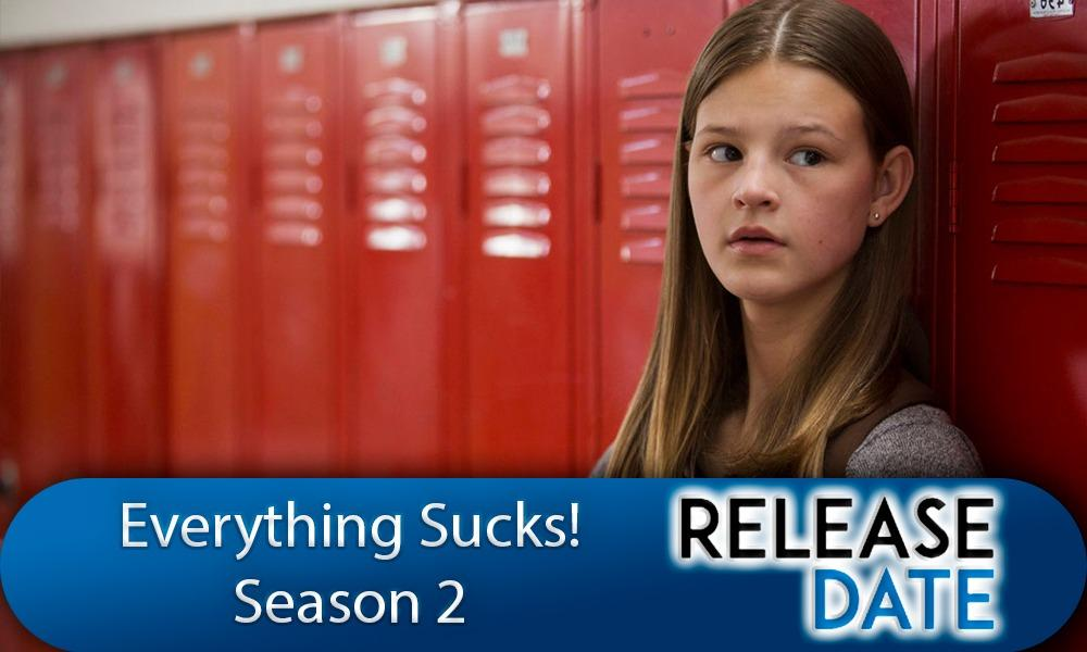 Everything Sucks! Season 2