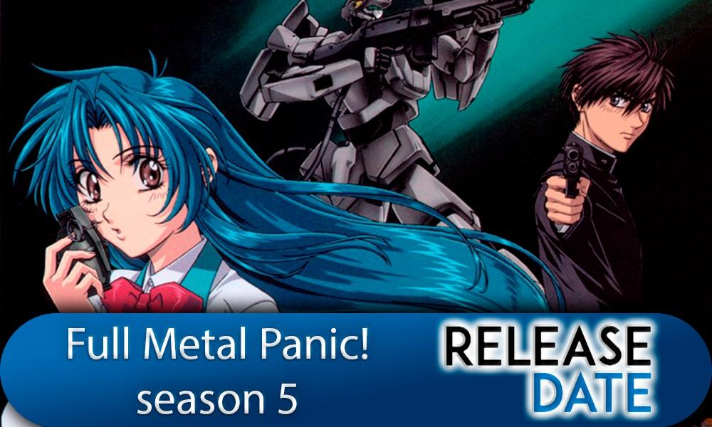 Full Metal Panic! Season 5