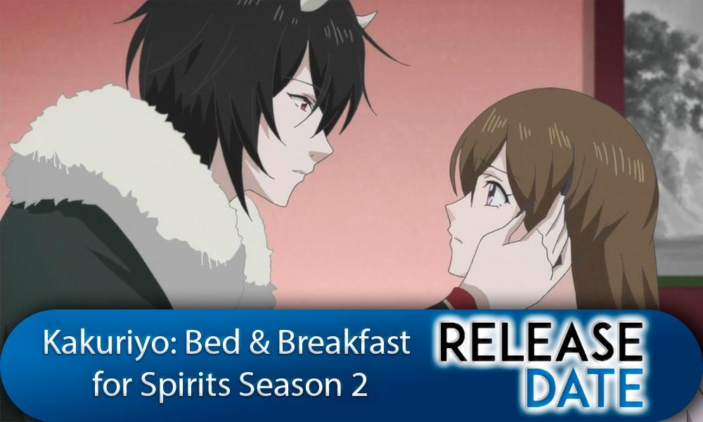 Kakuriyo no Yadomeshi / Kakuriyo: Bed and Breakfast for Spirits Season 2