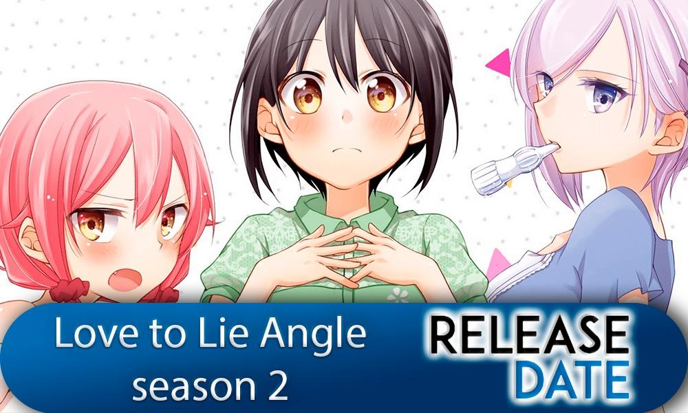 Tachibana-kan to Lie Angle / Love to Lie Angle Season 2