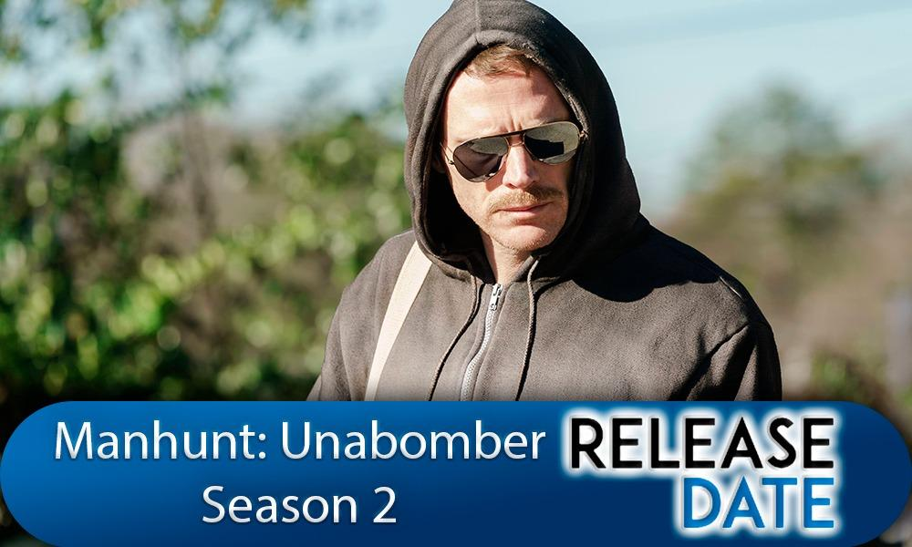 Manhunt: Unabomber Season 2