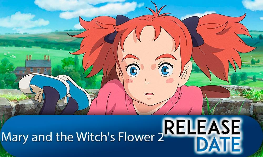 Mary and the Witch's Flower 2