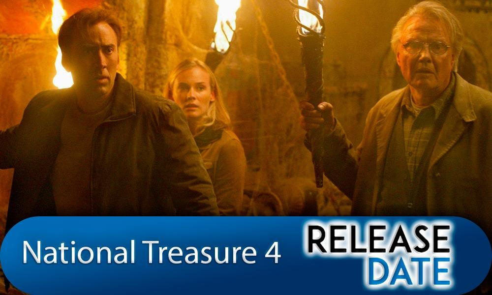 National Treasure 4