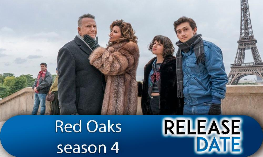 Red Oaks Season 4