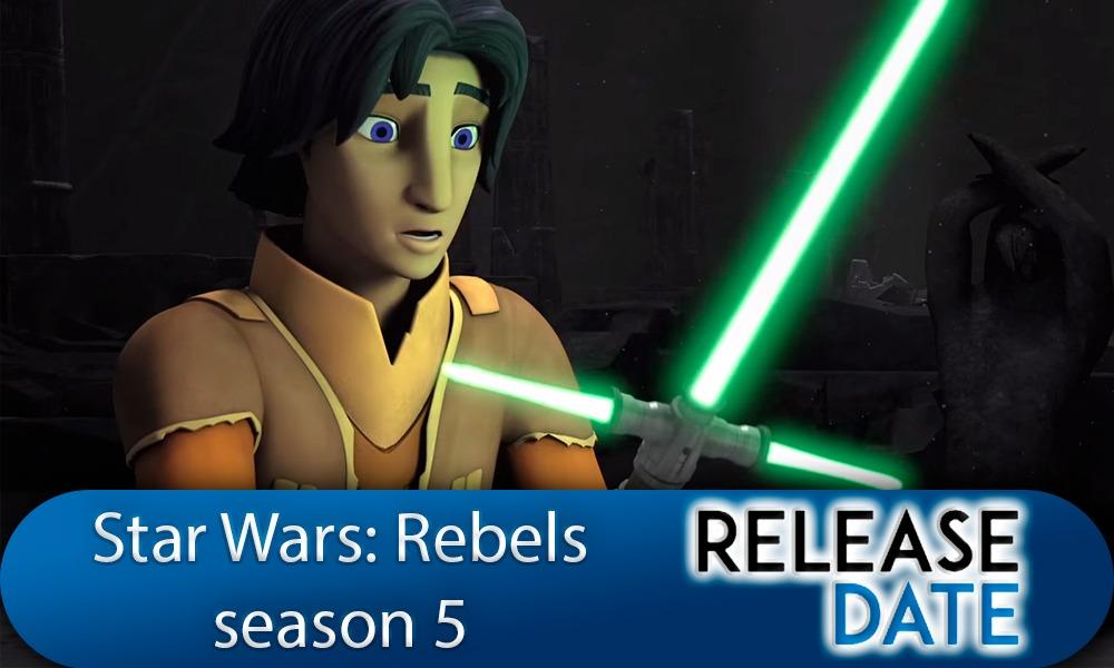Star Wars: Rebels Season 5