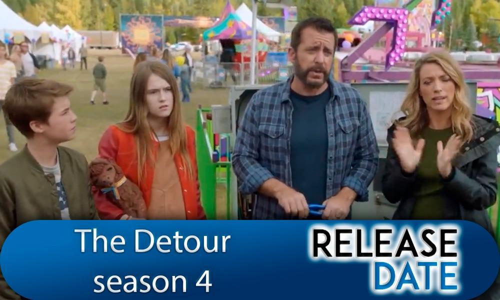 Watch The Detour - Season 3 On Yesmovies